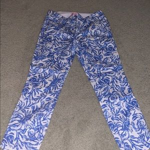 Lilly Pulitzer Lobster Pants